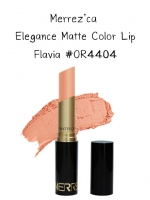 Merrez'Ca Elegance Matte Color Lip #OR4404 Flavia
