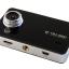 กล้องติดรถยนต์ K6000 Vehicle Blackbox DVR สีดำ ราคาถูก ราคา 390 บาท thumbnail 3