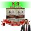 K.O เคโอ อาหารเสริมดูแลเลือด thumbnail 1