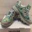 รองเท้าเดินป่า New Magnum สีดิจิตอลเขียว thumbnail 2