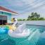 บ้านนิภา(นิภา3 สีฟ้าเข้ม) พูลวิลล่า หัวหิน 3 ห้องนอน 2 ห้องน้ำ thumbnail 22