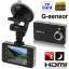 กล้องติดรถยนต์ K6000 Vehicle Blackbox DVR สีดำ ราคาถูก ราคา 390 บาท thumbnail 6