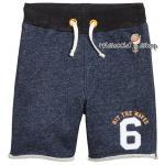 1191 H&M Sweatshirt Shorts - Navy Blue ขนาด 7-8,8-9,9-10 ปี