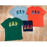 1967 Gap Kids Arch Logo T-Shirt - สีกรมท่า ขนาด 8 ปี (ส่งฟรี ลทบ.)