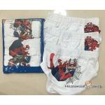 1008 Marvel underwear (1 แพคมี 3 ตัว) ขนาด S,L,XL