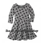 1865 Pepperts Dress - Dark Grey ขนาด 134/140, 146/152