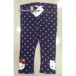 1016 H&M Hello Kitty - Blue ขนาด 4-5,5-6,6-7 ปี