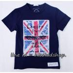 1783 Mango T-Shirt - Navy Blue ขนาด 4-6 ปี