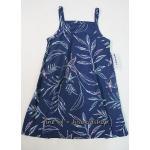 1822 Old navy Dress - Navy Blue ขนาด 4, 5 ปี