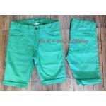 1900 H&M Boys Shorts Jeans - Green ขนาด 8-9, 9-10,12-13, 13-14 ปี