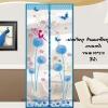 ม่านกันยุงการ์ตูนลายนางฟ้า สีฟ้า ขนาด90*210