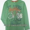 1978 ESPRIT T-Shirt - Green ขนาด 14-15 ปี (ส่งฟรี ลทบ.)