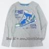 1987 ESPRIT T-Shirt - Grey ขนาด 9 ปี (ส่งฟรี ลทบ.)