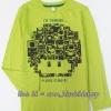 1979 ESPRIT T-Shirt -Neon ขนาด 10-11,14-15 ปี (ส่งฟรี ลทบ.)