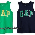 2027 GAP KIDS Logo Trank Top ขนาด 6-7,8-9,10,12,13XL,14-16 ปี