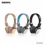 หูฟังบลูทูธ Headphone Remax RB-200HB ของแท้ประกันศูนย์ 1 ปี หูฟังฟูลไซต์บลูทูธจากค่าย Remax