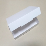 กล่องขนม กล่องบราวนี่ กล่องชิฟฟ่อน 30x20x7ซม.กล่องขนมเปี๊ยะ กล่องพาย กล่องช็อกโกแลต กล่องเค้ปอนด์เตี้ย สีขาว (ไม่มีหน้าต่าง)
