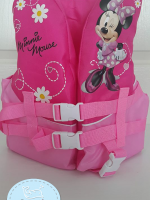 เสื้อชูชีพเด็กแบบโฟมลาย Minnie Mouse