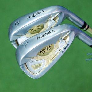 Iron set Honma Beres IS-05 5-9,10,11,Sw AMQ ∞ 48g. ** ®