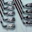 Iron set Yamaha RMX Inpres UD+2 5-9,P,A,AS,S (Bassara) (Flex R) thumbnail 2