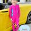 ชุดว่ายน้ำเด็กbodysuit แขนยาวขายาว ซิปหน้า ใส่ได้ทั้ง ดช. ดญ. มีสีชมพู / สีน้ำเงิน thumbnail 1