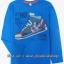 1982 ESPRIT T-Shirt - Blue ขนาด 12-13 ปี (ส่งฟรี ลทบ.) thumbnail 1