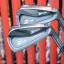 Iron Set Srixon Z745 Black 5-9,P/ Dynamic Gold Design Tuning S200 (Flex S) thumbnail 1