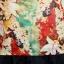Preorder เสื้อทำงาน สีสันสดใส คอกลมแขนแต่งระบายเฉียง วีช่วงอกเก๋ๆ เนื้อผ้าพิม์ลายดอกไม้สวยหวาน thumbnail 9