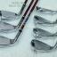 Iron set Katana Voltio Ninja 880Hi 6-9,P,A,S Speeder 361 (Flex SR) thumbnail 3