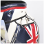 AUSTRALIAN FLAG - RED WHITE & BLUE STAFF GOLF BAG thumbnail 4