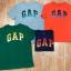 1967 Gap Kids Arch Logo T-Shirt มี 3 สีค่ะ (กรมท่า/ส้ม/เขียว) ขนาด 8,12,14-16 ปี (ส่งฟรี ลทบ.)
