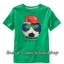 1885 Gap Hat Trick Club Short Sleeve Tee - Green ขนาด 8-9,10 ปี