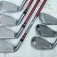 Iron set Yamaha RMX UD+2 6-9,P,A,AS Bassara (Flex R) thumbnail 4