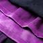 Preorder ชุดทำงาน สีม่วง แบบเก๋ แต่งแนวคริสตัลช่วงเอวและหน้าขา ลายลูกไม้ในเนื้อผ้าสวยหรู thumbnail 12