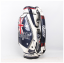 AUSTRALIAN FLAG - RED WHITE & BLUE STAFF GOLF BAG thumbnail 2