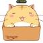 [แยกเล่ม] โลกบ๊องแบ๊วของแมวตัวกลม เล่ม 1-11 thumbnail 1