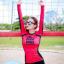 ชุดว่ายน้ำผู้ใหญ่ ผู้หญิง คุณแม่ แขนยาว ขาสั้น รุ่น Bunny Bums สีชมพู-ดำ (เสื้อตัวนอก+เสื้อตัวใน+กางเกงขาสั้น ) thumbnail 2