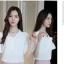 Preorder เสื้อทำงาน สีขาว คอผูกโบว์ แขนแต่งระบายสองชั้นสวยหรู thumbnail 2