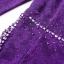 Preorder ชุดทำงาน สีม่วง แบบเก๋ แต่งแนวคริสตัลช่วงเอวและหน้าขา ลายลูกไม้ในเนื้อผ้าสวยหรู thumbnail 10