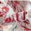Pre-order เสื้อทำงาน สีขาวโทนแดง แต่งระบายไร่ระดับช่วงอกสวยหรูสุดๆ thumbnail 10