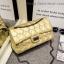 Pre-order กระเป๋าหนังแท้ สีทองแชมเปญ สไตล์ ZARA งานสวย หนังนิ่ม thumbnail 2