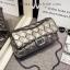 Pre-order กระเป๋าหนังแท้ สีเทาอ่อน สไตล์ ZARA งานสวย หนังนิ่ม thumbnail 6