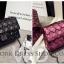 Pre-order กระเป๋าหนังแท้ สีไวน์แดง สไตล์ ZARA งานสวย หนังนิ่ม thumbnail 3