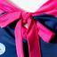 ชุดว่ายน้ำเด็กผู้หญิง แขนยาว ขายาว แยกส่วนเสื้อ กางเกง สีชมพู น้ำเงินเข้ม thumbnail 5