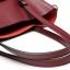 Pre-order กระเป๋าหนังแท้ งานสวยมาก มีสี ไวน์แดง , ดำ , น้ำตาล , ขาวOff White , เขียว , เทา thumbnail 10