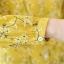 Pre-order เสื้อทำงาน โทนสีเหลือง พิมพ์ลายดอกไม้เล็กๆน่ารัก thumbnail 11