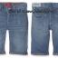1966 S.Oliwer Short Jeans - Denim Blue ขนาด 152,158,176 (ส่งฟรี ลทบ.) thumbnail 1