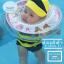 ชุดว่ายน้ำเด็ก ลายผึ้ง สีเหลืองดำ พร้อมหมวก thumbnail 4