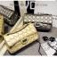 Pre-order กระเป๋าหนังแท้ สีทองแชมเปญ สไตล์ ZARA งานสวย หนังนิ่ม thumbnail 5