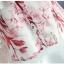 Pre-order เสื้อทำงาน สีขาวโทนแดง แต่งระบายไร่ระดับช่วงอกสวยหรูสุดๆ thumbnail 12